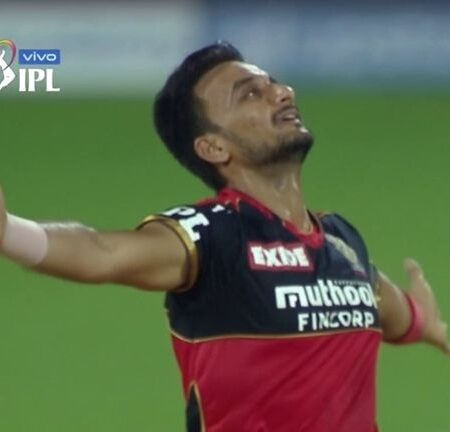 RCB Defeats Mumbai Indians in 1st IPL Match in 2021